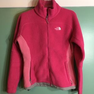Women's NorthFace sweater small